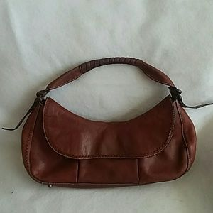 BCBGMaxAzria original leather handbag